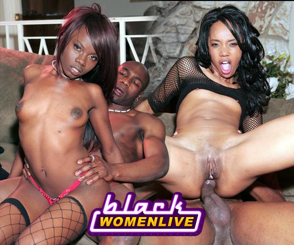 Black Women Live com